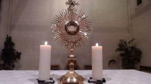 """Adoration Eucharistique depuis Sainte-Thérèse-d'Avila @ """"Trois Paroisses de Châtenay Malabry"""""""