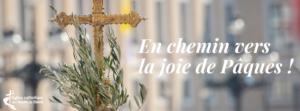 En chemin vers la joie de Pâques ! La Semaine Sainte dans les Hauts-de-Seine