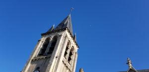 Office de midi avec partage d'évangile @ 3 Paroisses Châtenay