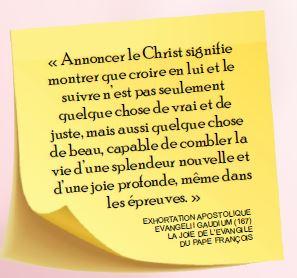 Séance KT avant la Messe > Présentiel annulé 2nd confinement