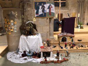 Messe - Avec les familles des enfants du catéchisme @ Eglise Saint Germain l'Auxerrois (60 personnes)